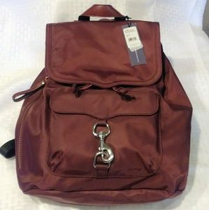 Rebecca Minkoff Purple Bikeshare Backpack NEW
